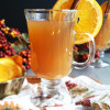 Orange Apple Cider Hot Toddy