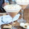 Godiva Chocolate S'mores Martini
