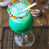 Leprechaun's Kiss Cocktail
