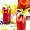 Spiked Lemon Berry Sweet Tea
