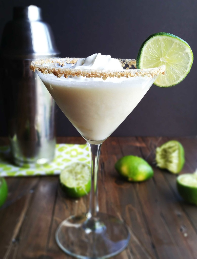 Key-Lime-Martini