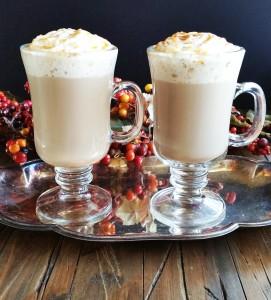 Spiked Pumpkin Latte