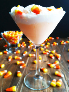 Candy Corn Martini