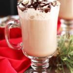 Baileys Peppermint Hot Chocolate