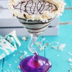 Somoa Cookie Martini