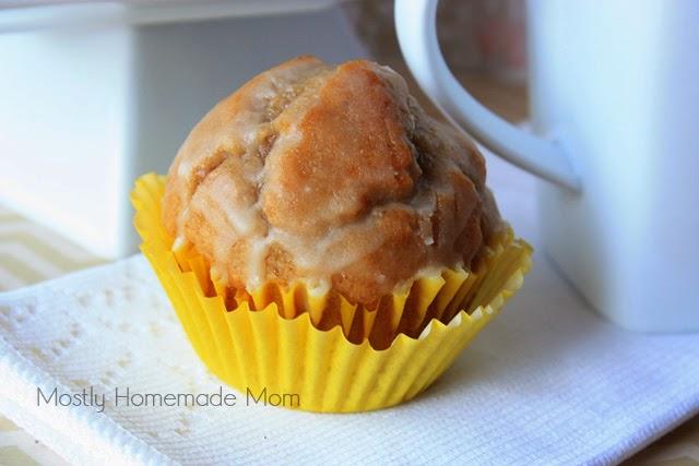 Glazed Doughnut Muffins 2