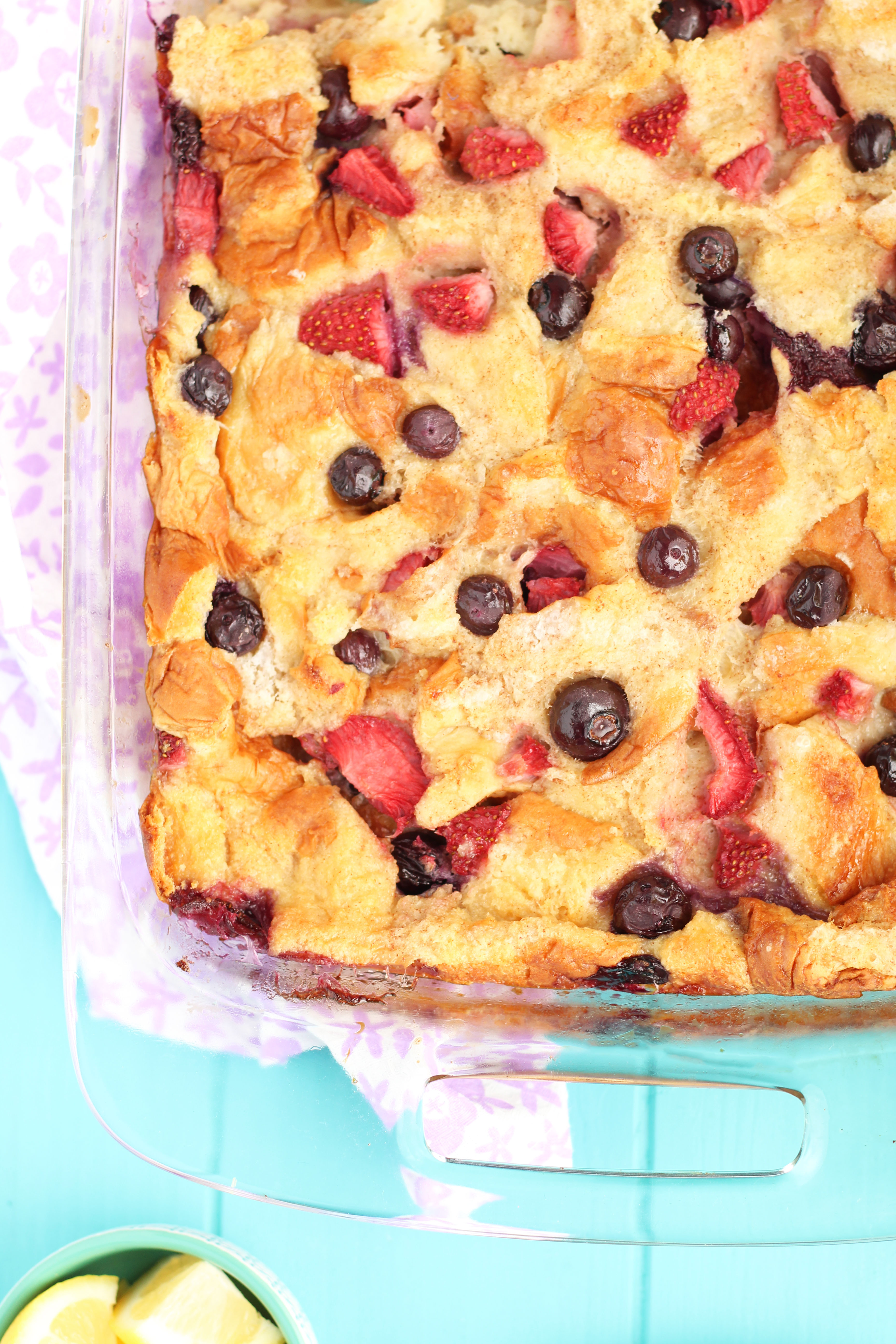 Hawaiian-Sweet-Roll-Bread-Pudding12