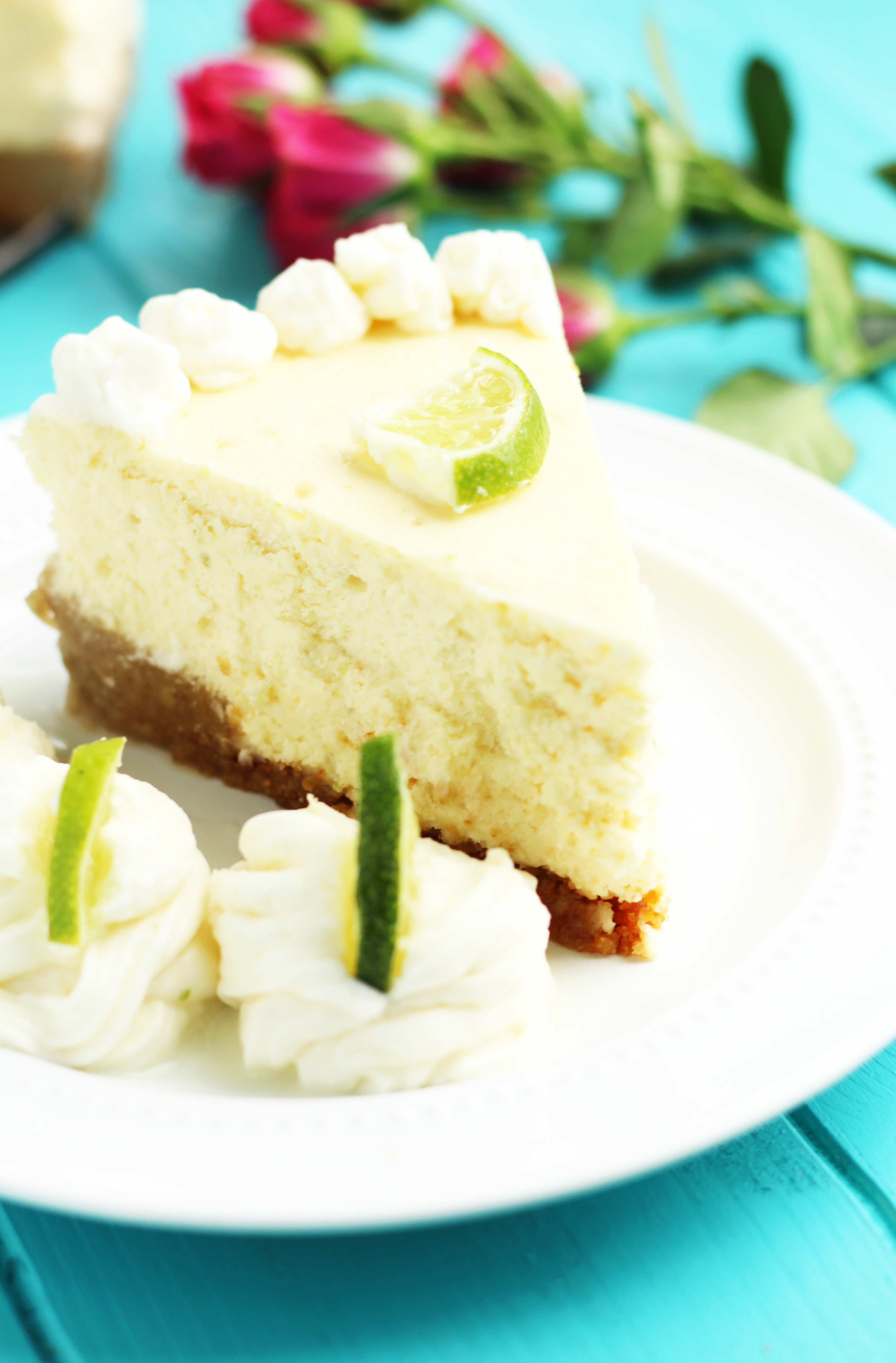 Key-Lime-Cheesecake