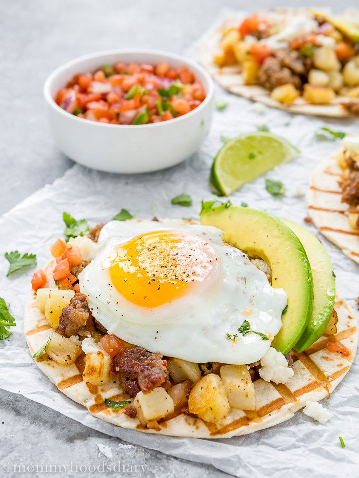 Sausage-and-Potatoes-Breakfast-Tacos-2