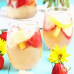 Strawberry-Lemon-Sangria