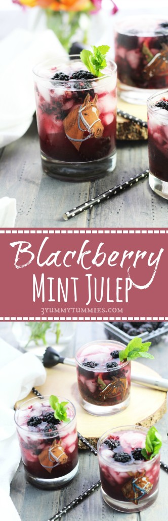 Blackberry Mint Julep pic