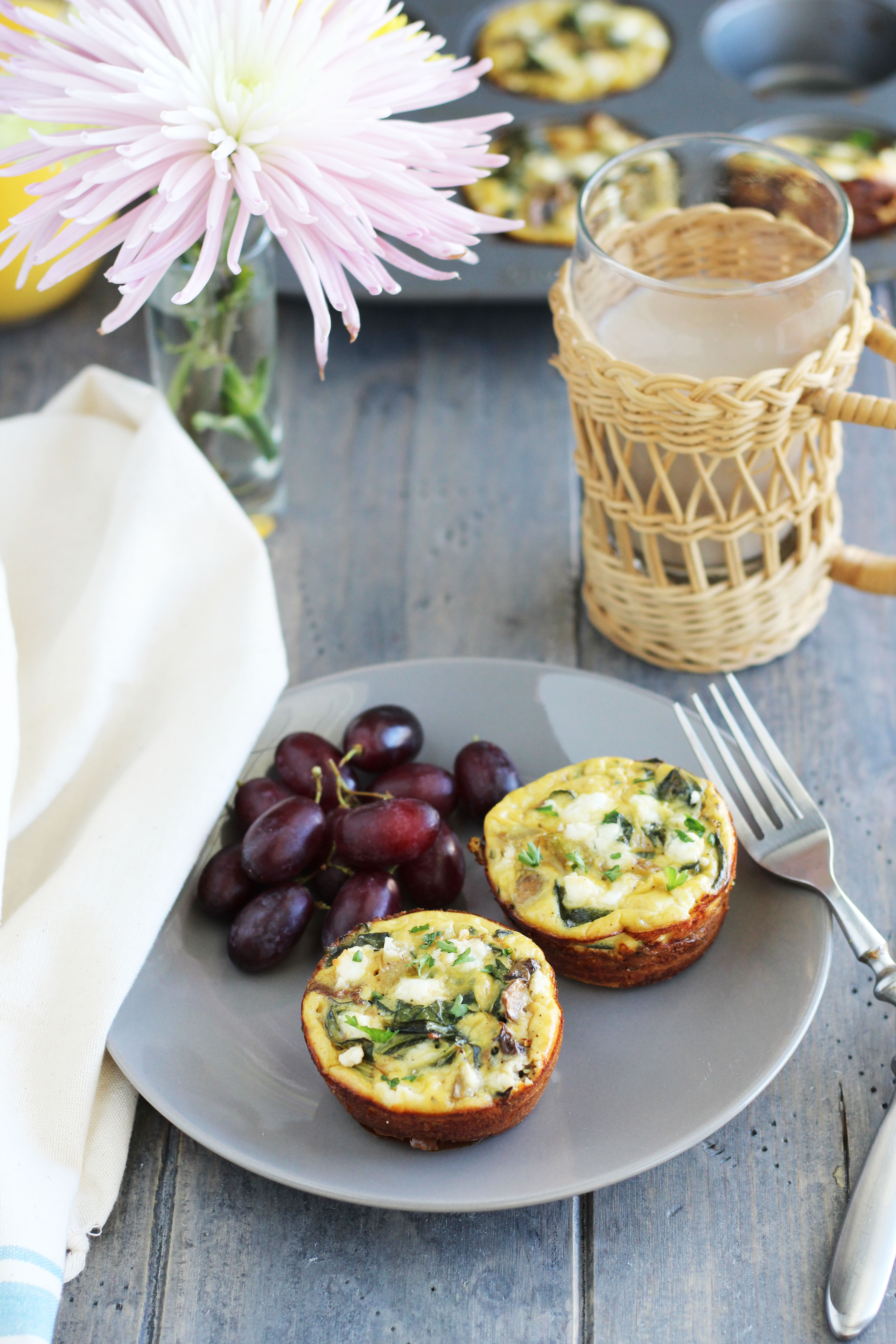 Vegetable-Quiche-Cups-with-Goat-Cheese