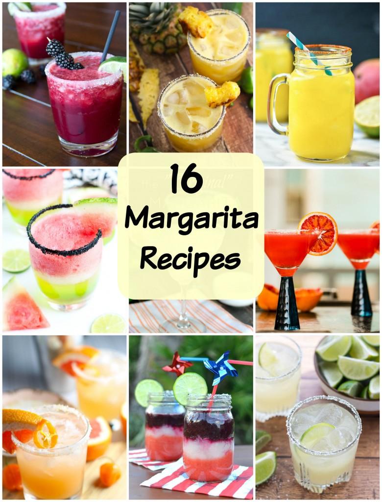 16 Margarita Recipes Feature
