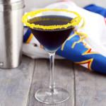 Bleed Blue Martini