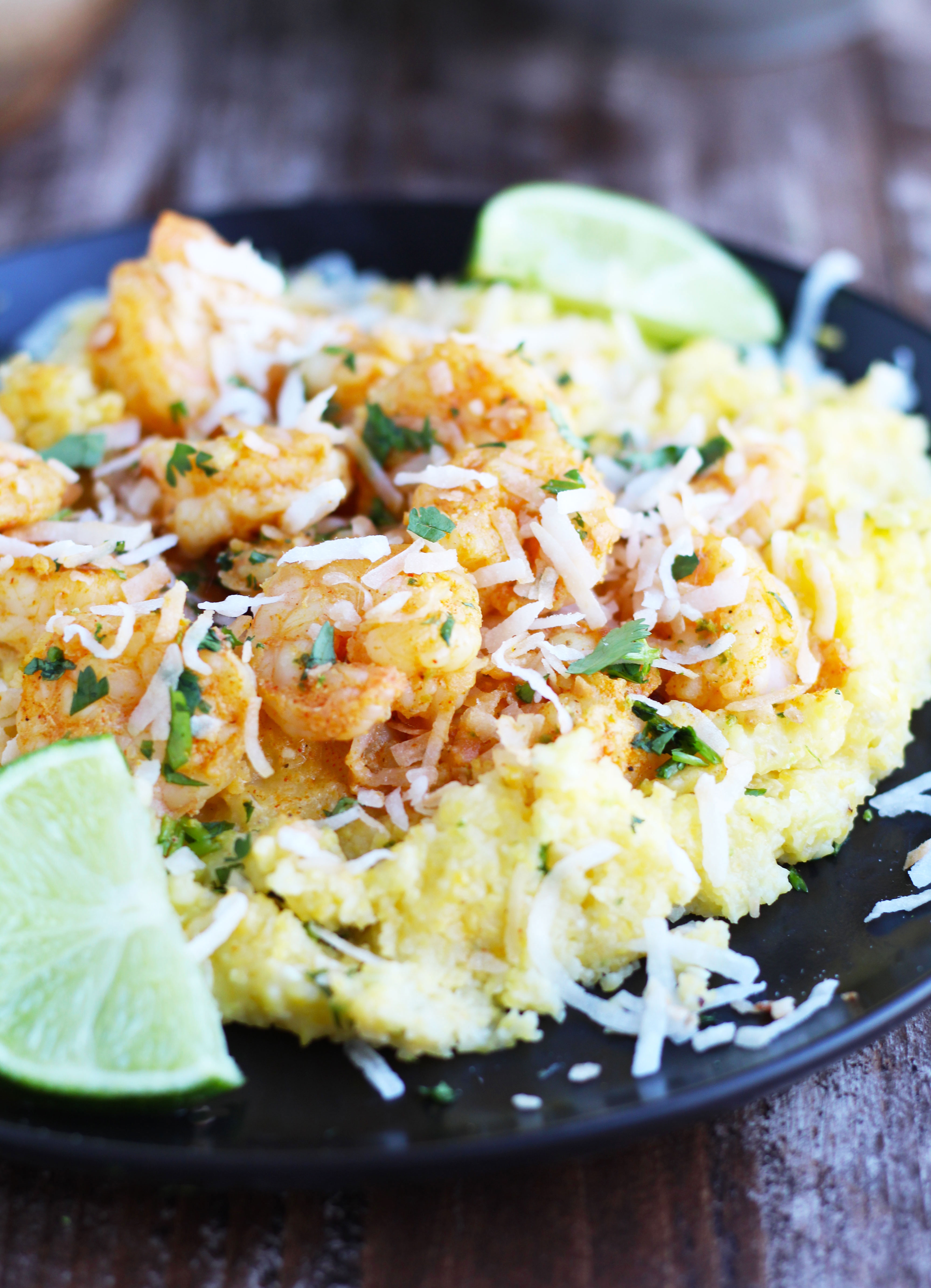 Coconut-Lime-Shrimp-and-Gritsrr