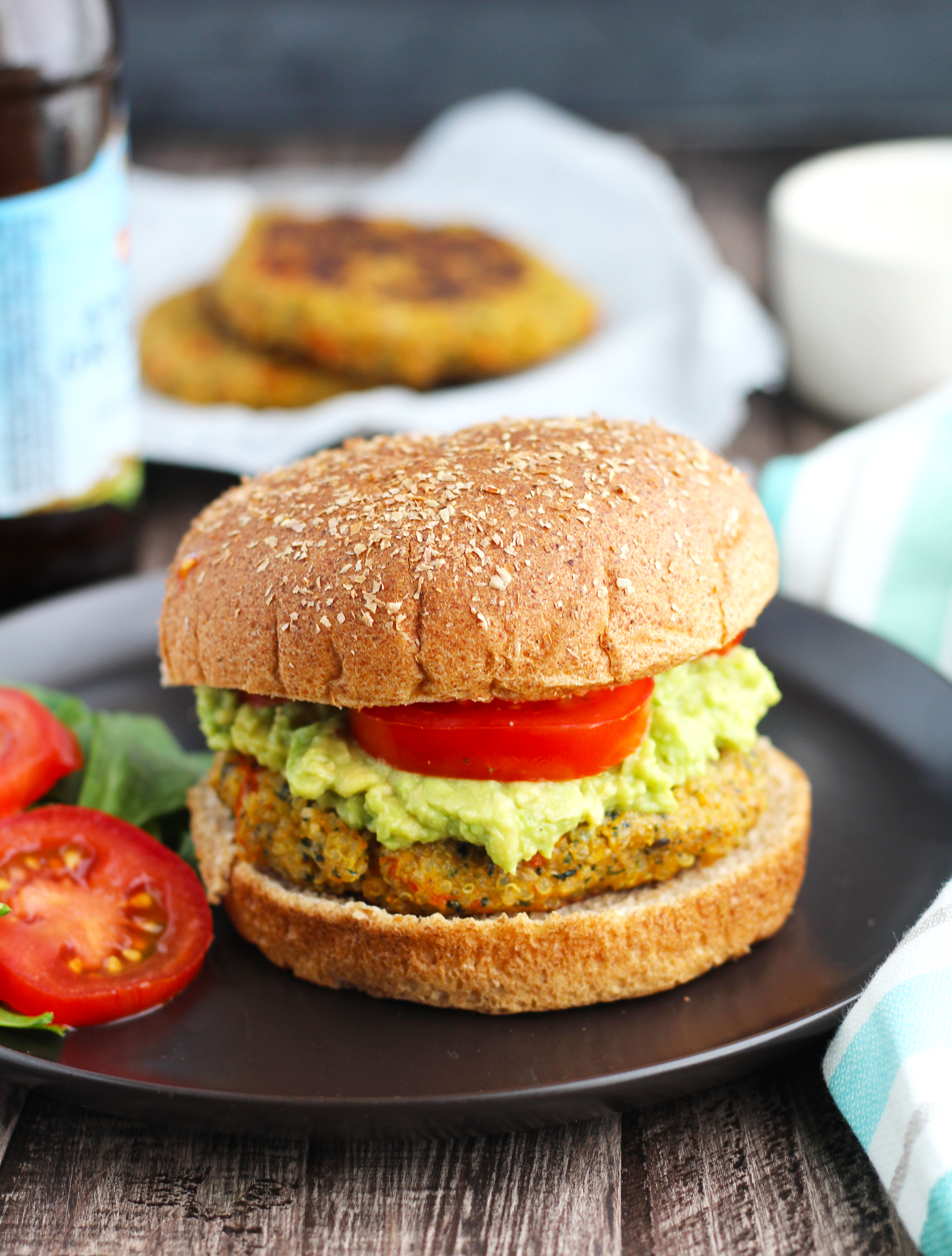 Quinoa-Veggie-Burgers-with-Avacado4