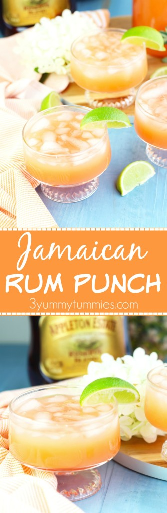 Jamaican Rum Punch Pin