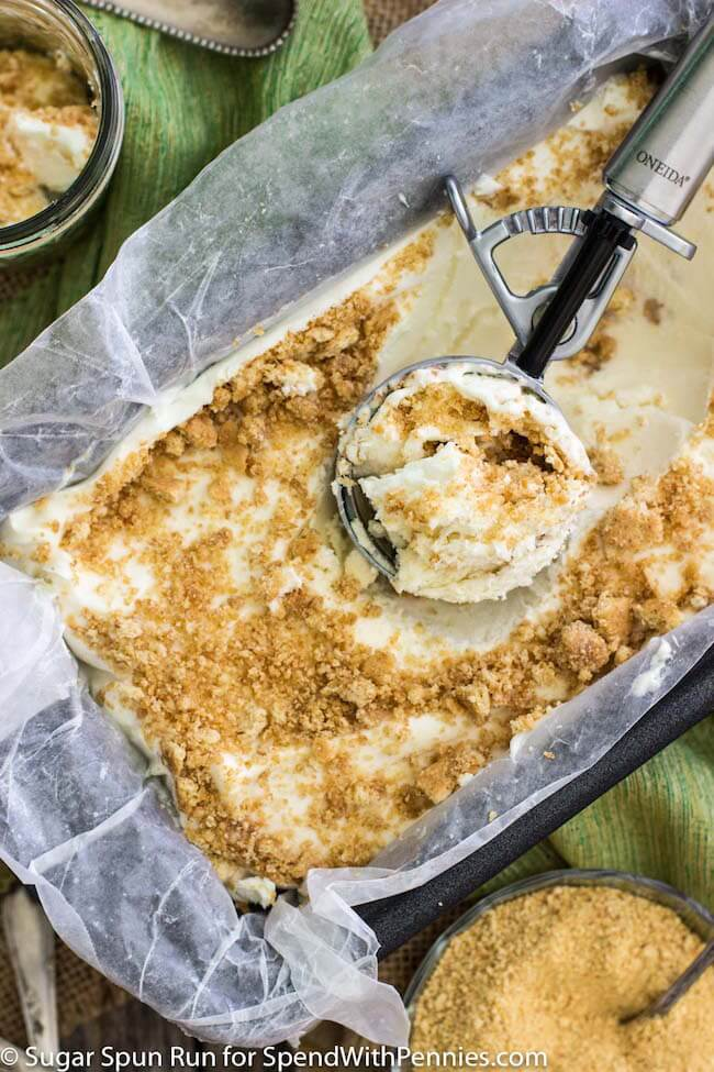 Key Lime Pie Ice Cream Via Spend With Pennies