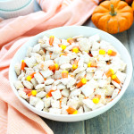 Pumpkin Muddy Buddies