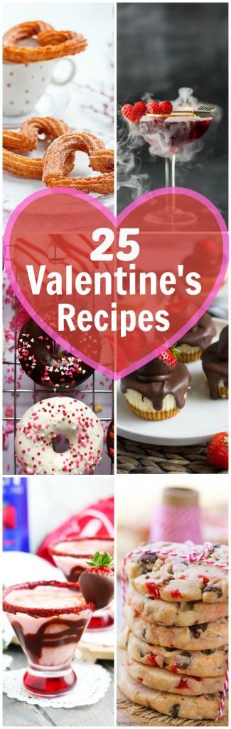 25 Valentine's Day Recipes