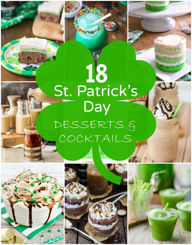 St. Patrick's Day Roundup