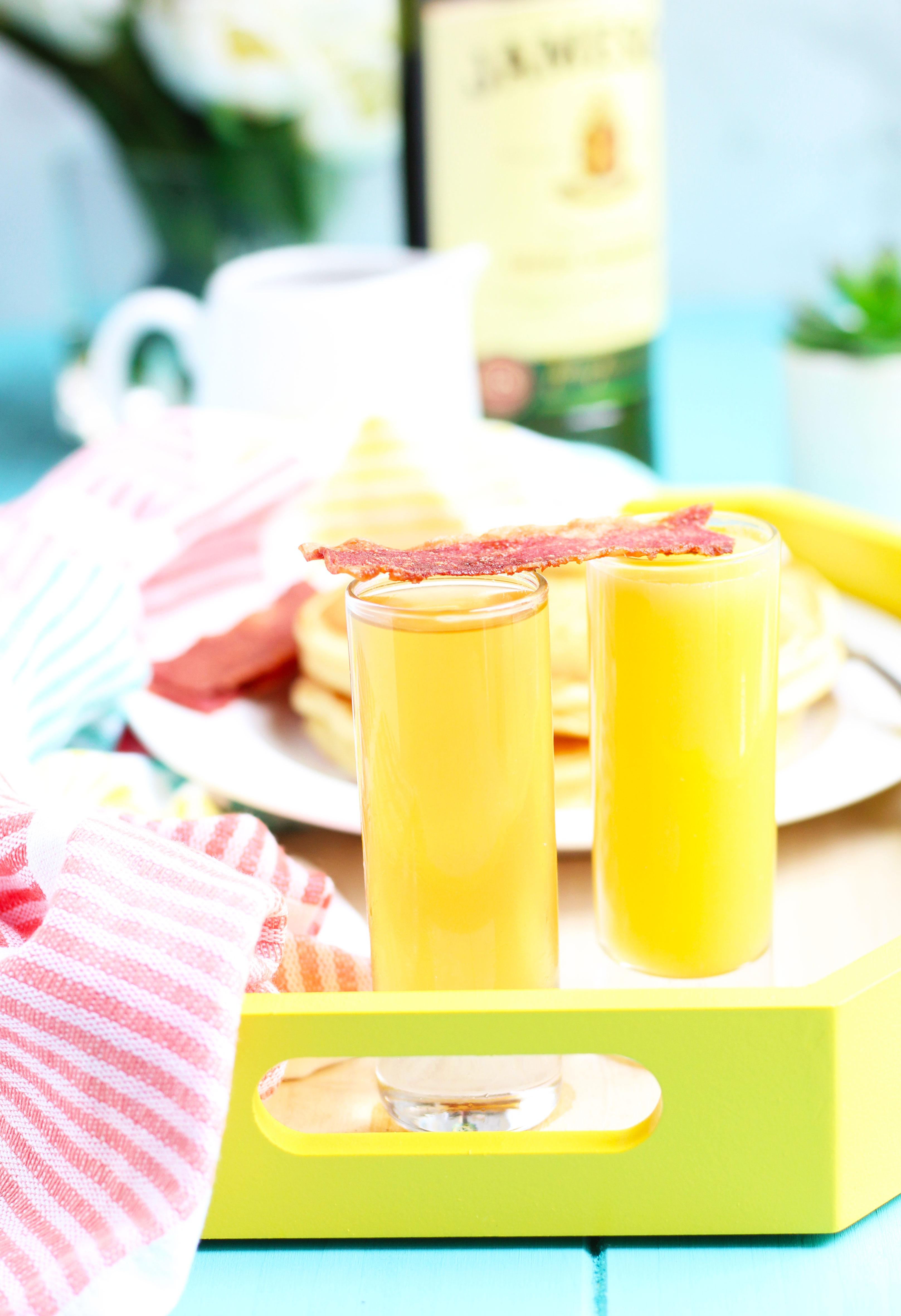 breakfast shot drink recipe