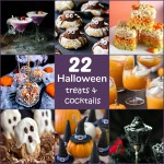 22 Halloween Treats and Cocktails