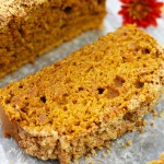 Apple Butter Pumpkin Bread