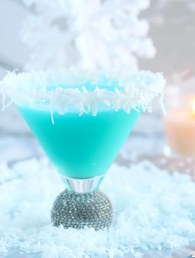 Snowflake Martini