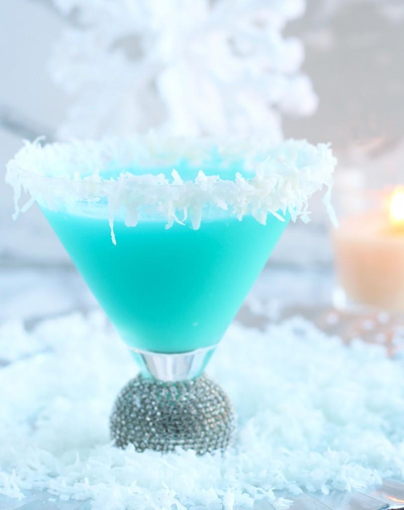 Snowflake-Martini-